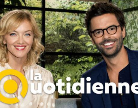 Charlott' dans La Quotidienne sur France 5