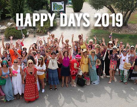 Les Happy Days 2019
